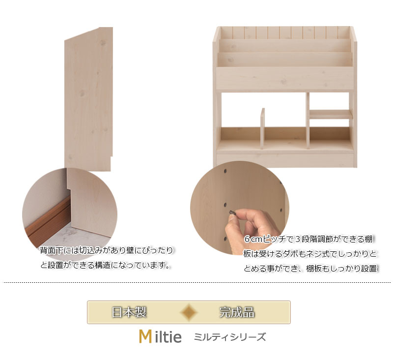 【Miltie】シリーズ