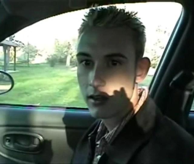 Blonde Twink Car Suck And Cum