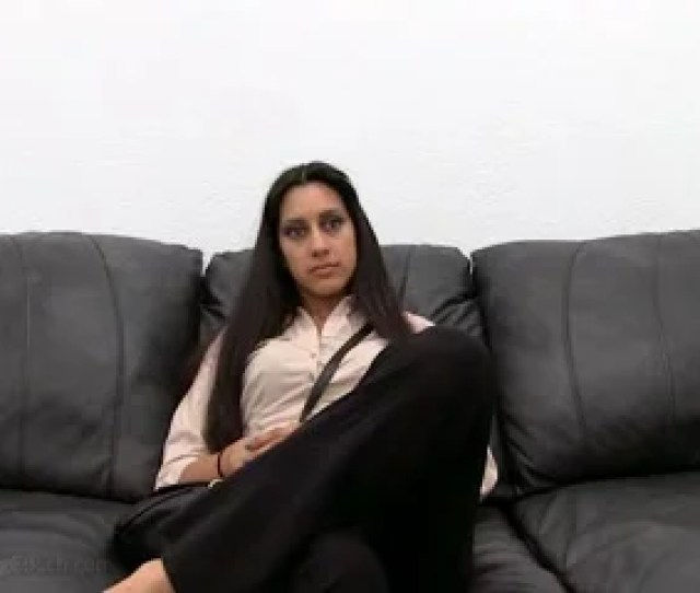 Pretty Girl Squirts In Her First Casting Video