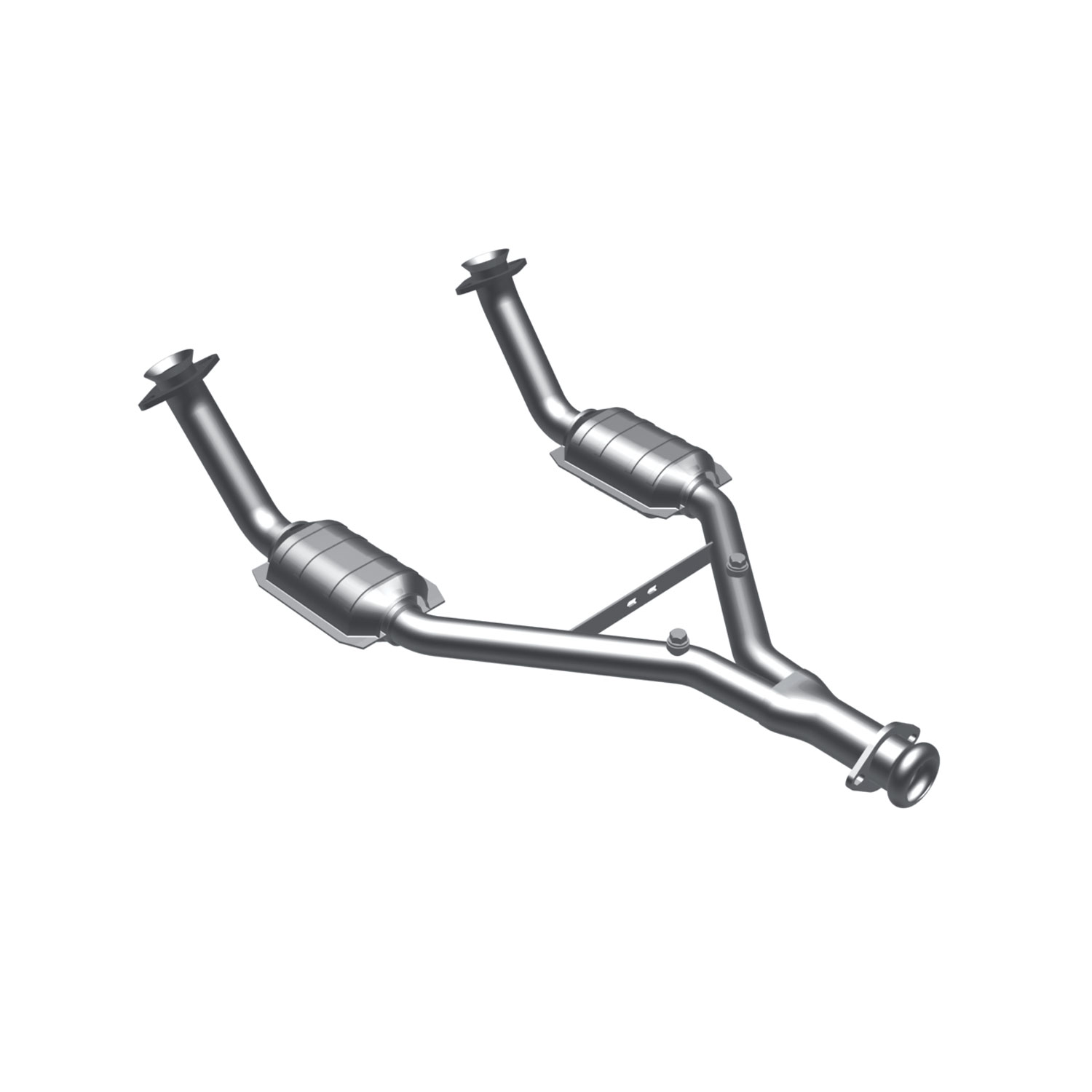Magnaflow Direct Fit Catalytic Converter Dual Y Pipe