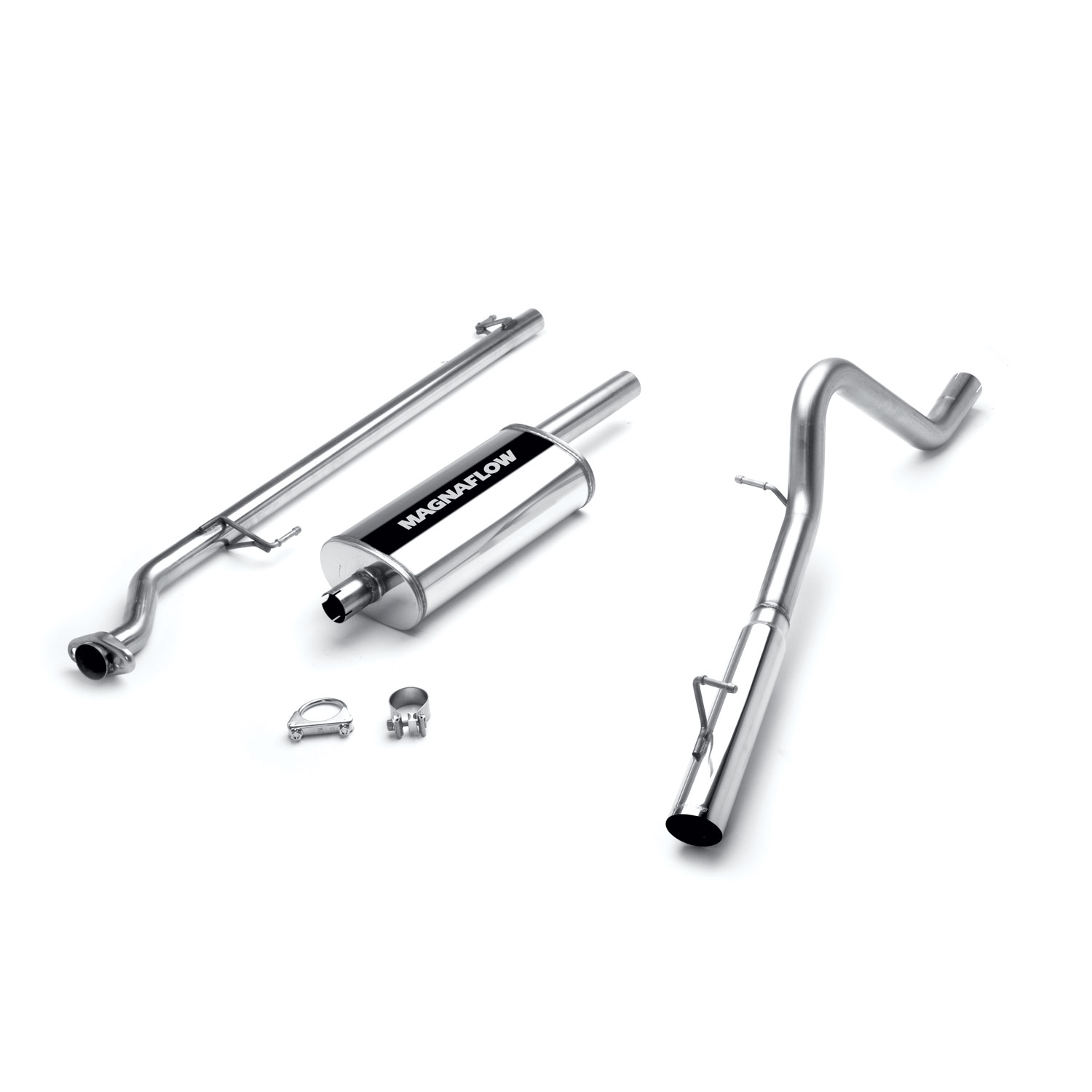 Magnaflow Stainless Steel Cat Back Performance Exhaust System