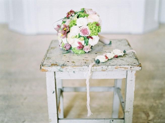 bröllopsblommor the wild rose