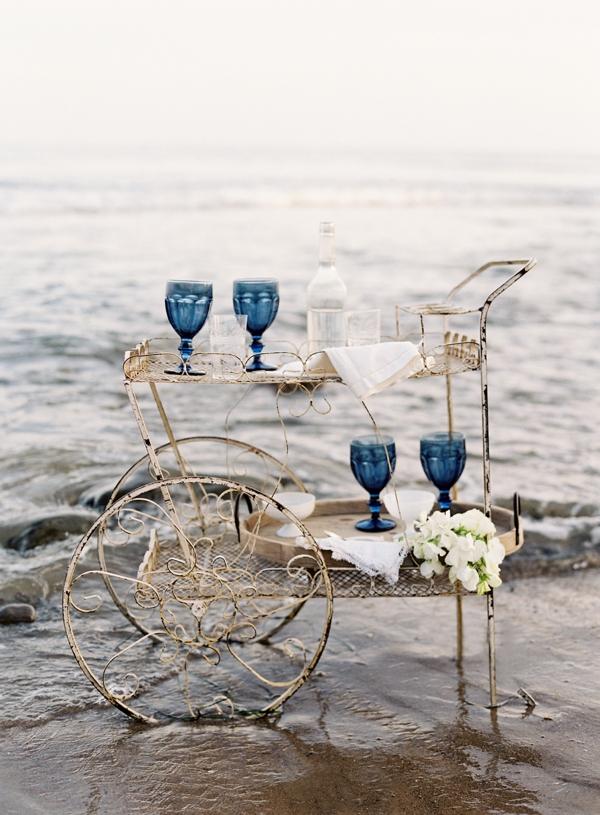 Hasinspirerad bröllopsinspiration