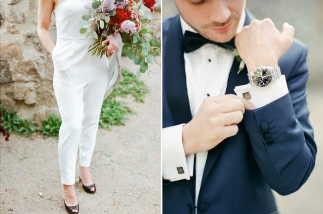 Bröllopsdetaljer