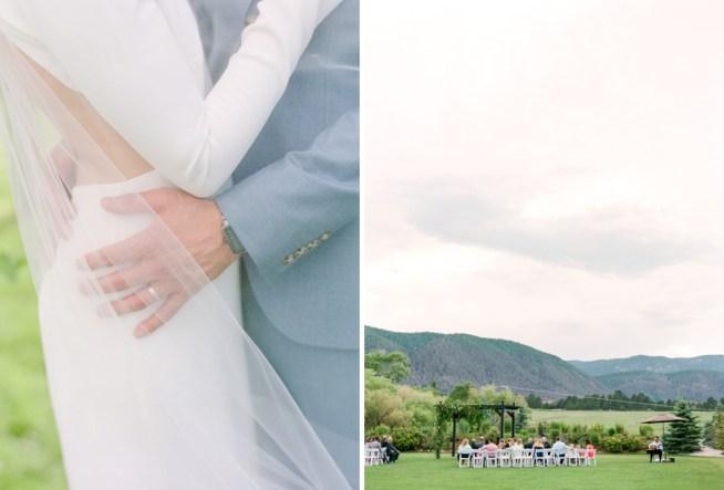 bröllopsfotografering utomhus