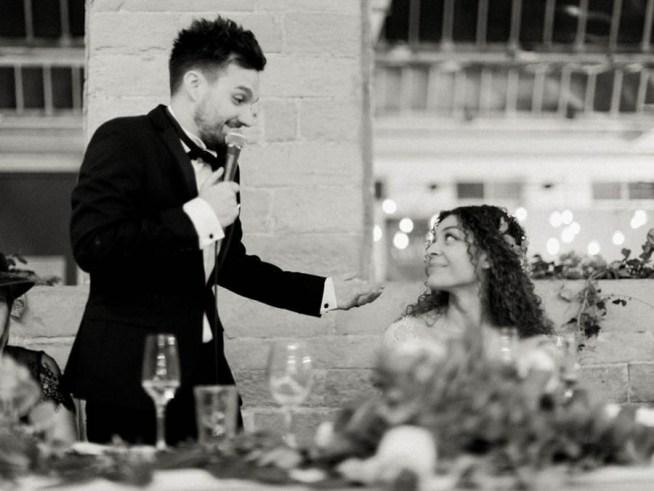 brudgummens tal till bruden