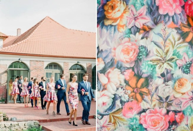 Bröllop inspirerat av La Dolce Vita & Dolce Gabbana