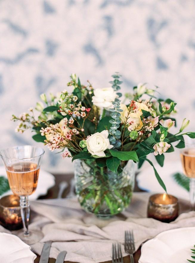 skapa blomsterarrangemang själv till bröllopet