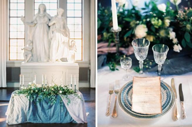 Eric Ericsson Hallen Bröllop fotograferat av 2 Brides Photography