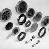 Bursting Discs In graphite