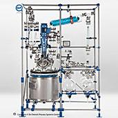 Fine Glass Reactors & Reactor Systems