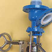 Glassed Lined Bottom Outlet valves