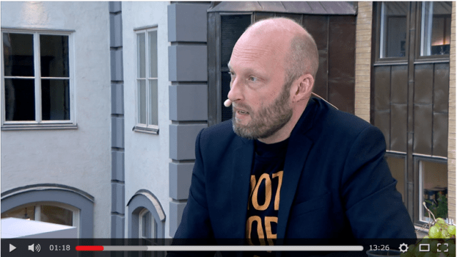 interview Ulf Handelsdagarna