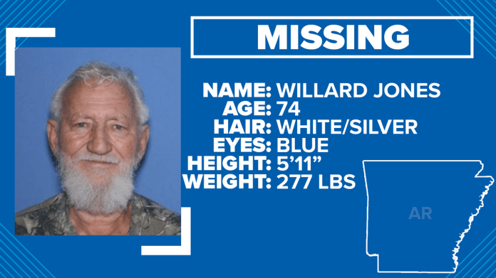 Silver Alert activated for 74-year-old Newport man