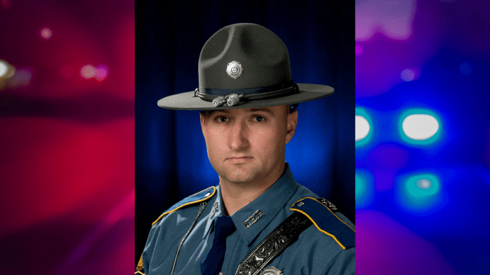 Arkansas State trooper resigns after attempted hit-and-run cover-up in Faulkner County