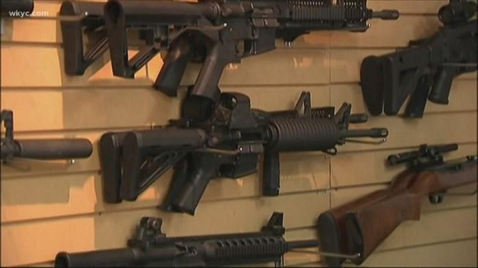 Local gun control advocates call on the U.S. Senate to vote on expanding background checks