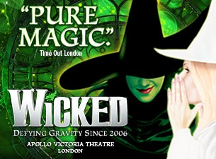 Image result for wicked tickets