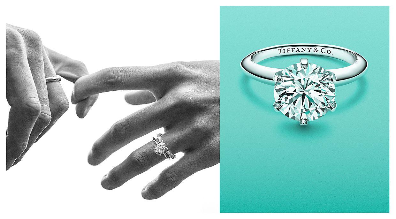 Shop Tiffany Amp Co Engagement Rings Tiffany Amp Co