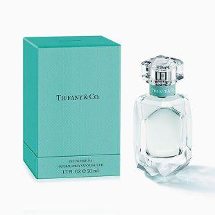 Tiffany Eau de Parfum, 1.7 ounces.