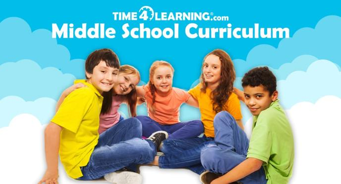 Homeschool Middle School Curriculum | Time4Learning