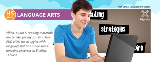 Homeschool High School Language Arts Curriculum ...