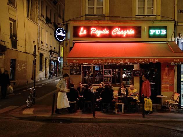 les bars de nuit time out paris