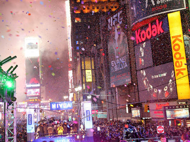 Times Square New Year s Eve guide including tips to make it better New Year s Eve in Times Square