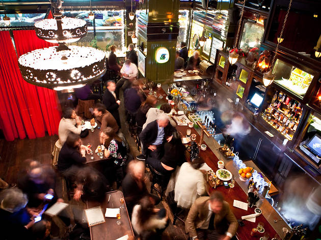 The Breslin Bar Amp Dining Room Restaurants In Flatiron
