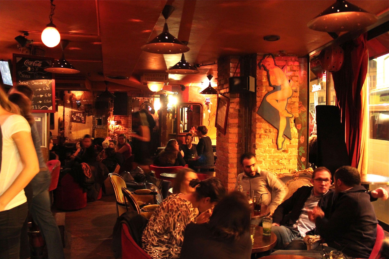 Le 138 Bars 12e Arrondissement Paris