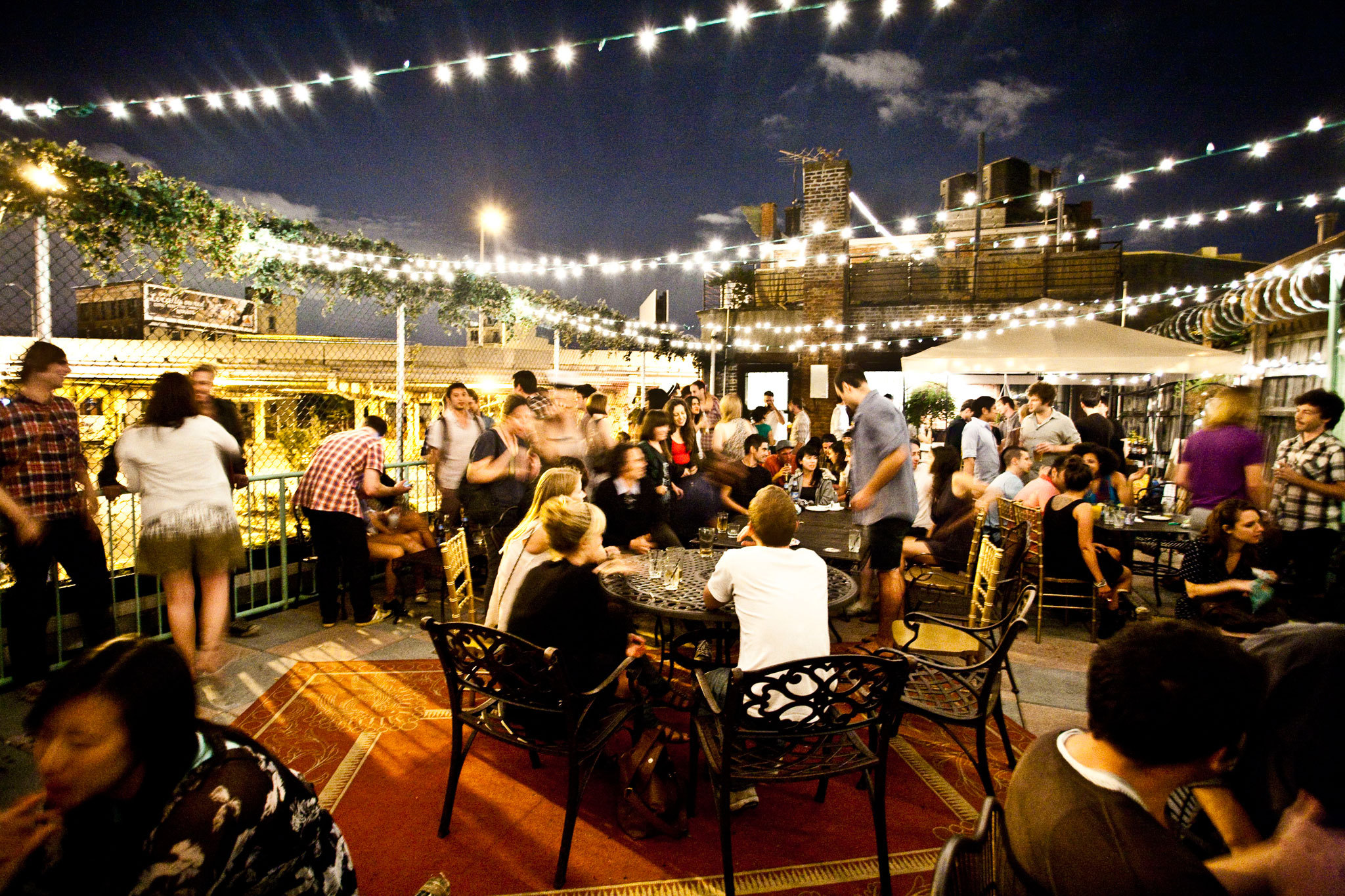 Heres A Map Of All The Best Rooftop Bars In New York City