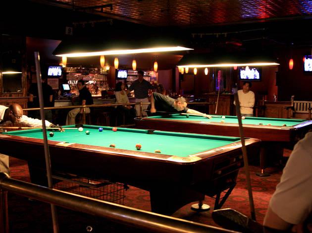Amsterdam Billiards Club Bars In East Village New York