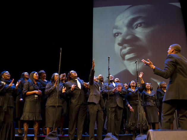 Brooklyn Tribute to Dr. Martin Luther King Jr.