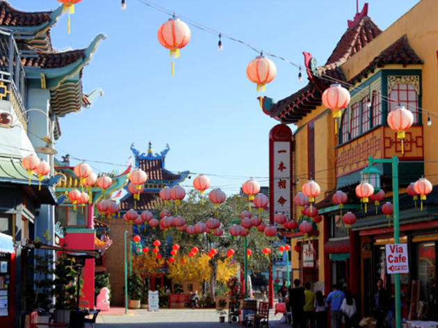 Chinatown In Los Angeles From Dim Sum To Walking Tours