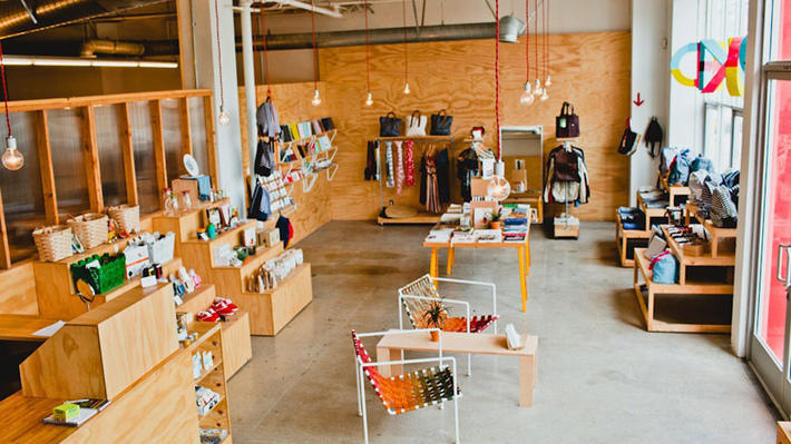 The best gift shops