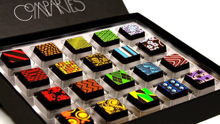 The best chocolate shops