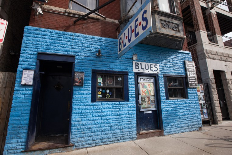 Image result for blues on halsted