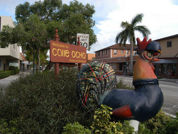 Kick back with a Cuban in Little Havana