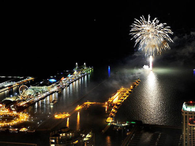 New Year s Eve parties and packages in Chicago New Year s Eve at Navy Pier