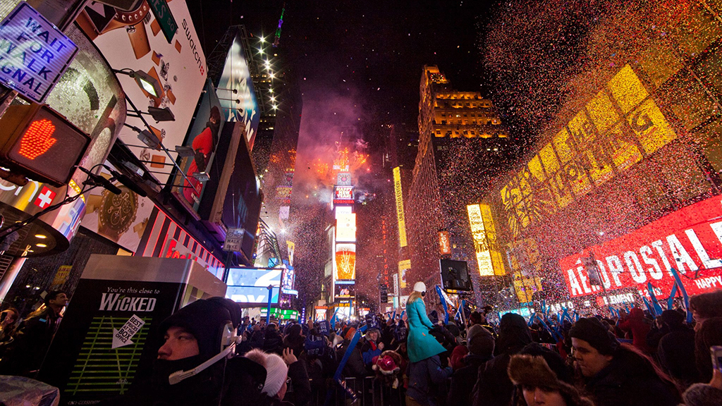 Times Square New Year s Eve guide including tips to make it better