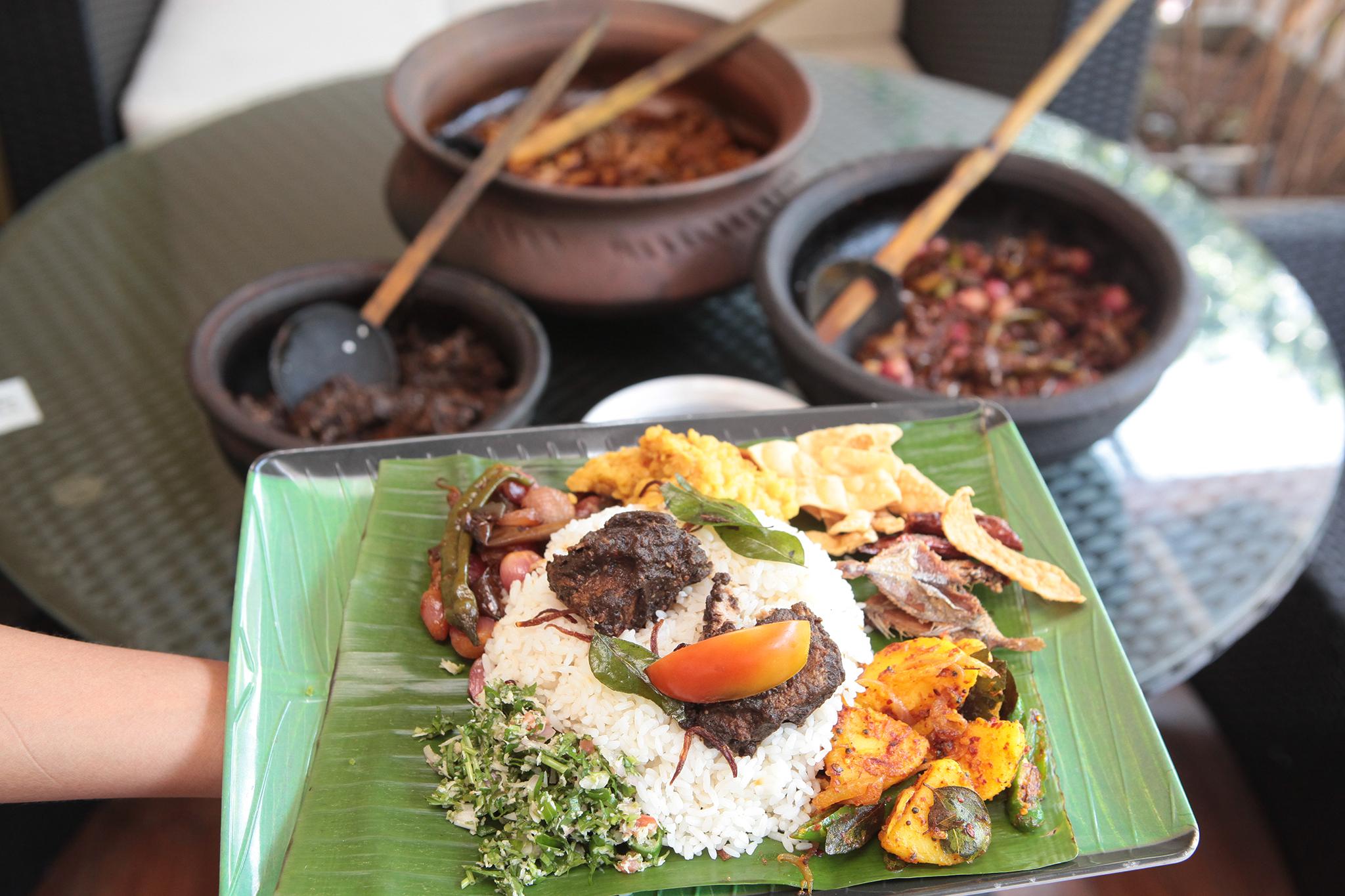 Sri Lankan Food In Colombo Time Out Sri Lanka
