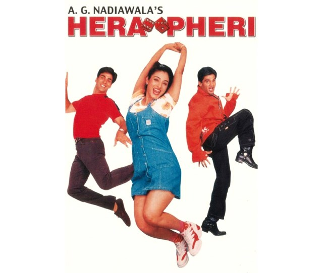 Hindi Movie Hera Pheri