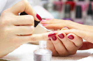 Get Your Talons Up To Scratch With Our Guide The Best Manicures In London Ranging From And Cheerful Touch Ups Indulgent Treatments