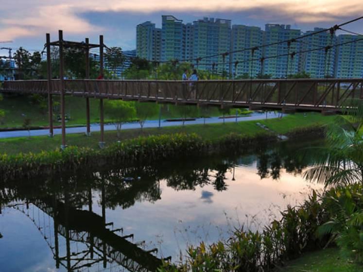 Punggol Waterway Park | Things to do in Punggol, Singapore