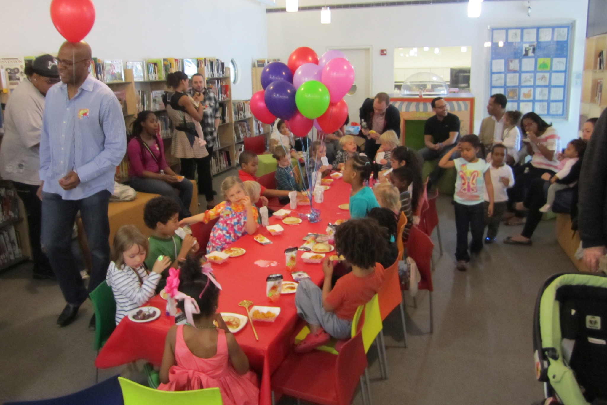 Nyc S Best Birthday Party Places For Toddlers