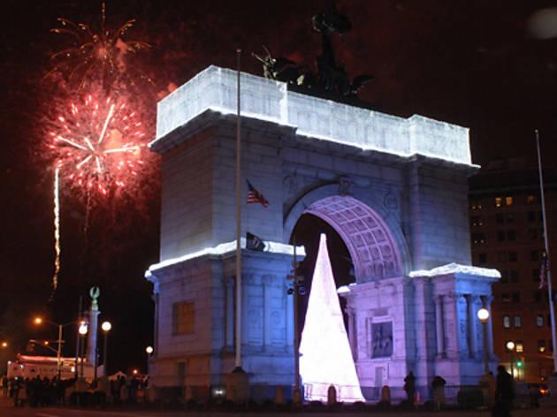 Image result for fireworks prospect park