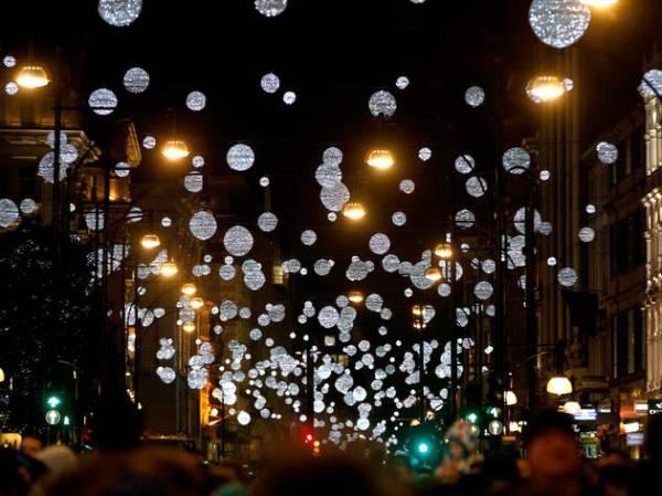christmas lights london # 22