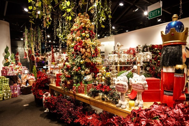Robinsons christmas decorations Christmas tree decorating ideas philippines