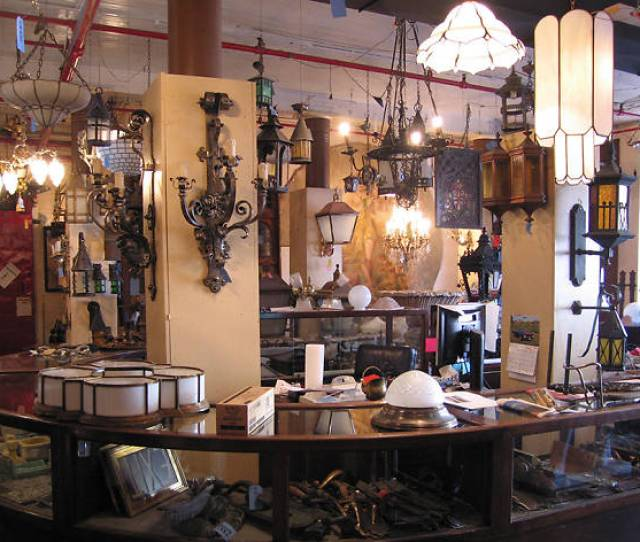 Best Antique Stores In Nyc