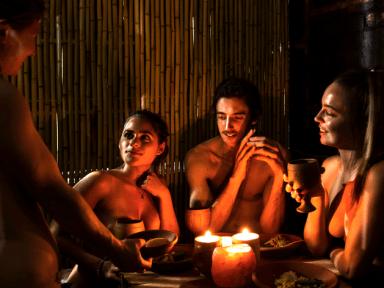 Image result for naked restaurant