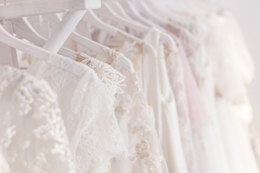 Best bridal shops in NYC including Lovely Bride and Kleinfeld bridal shops
